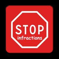 Icône de Stop infractions
