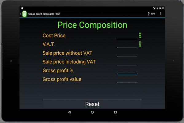 Image 4 of Gross Profit Calculator