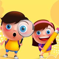 Çocuklar için Arapça Simgesi