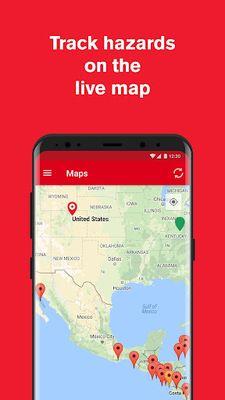 Image 1 of American Red Cross Earthquake