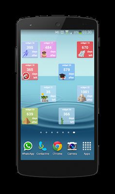 Image 2 of Day Counter Widgets