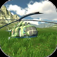 Helicopter Game 3D icon