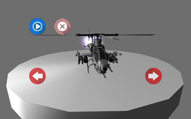 Hubschrauber Spiele 3d