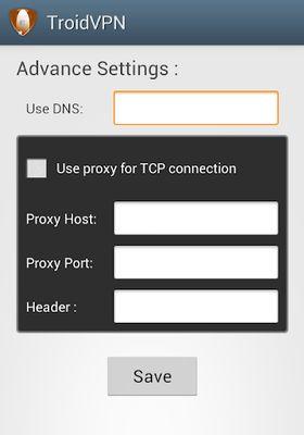 Screenshot 13 of Troid VPN Free VPN Proxy