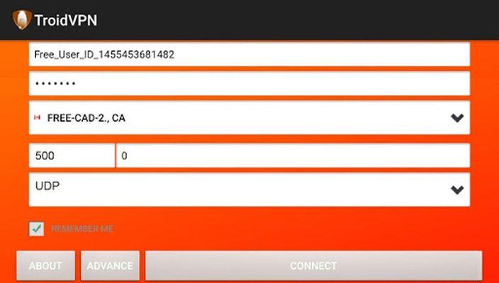 Screenshot 7 of Troid VPN Free VPN Proxy