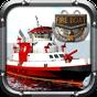 Barco de bomberos Simulador 3D
