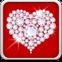 Diamant Herz Hintergrundbilder