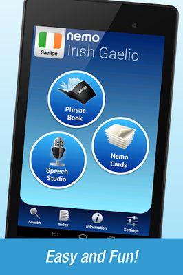 FREE Irish Gaelic Nemo Image 3