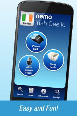 FREE Irish Gaelic Nemo Image 8