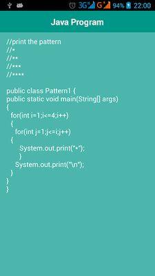 Java Program Image