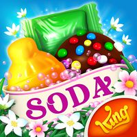 Ikon Candy Crush Soda Saga