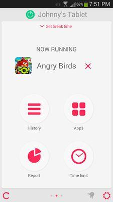 Image 1 of DinnerTime Plus (Parental App)