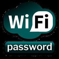 Ícone do Senha De Wi-Fi