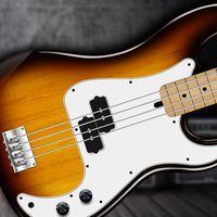 Ícone do Real Bass - Baixo elétrico
