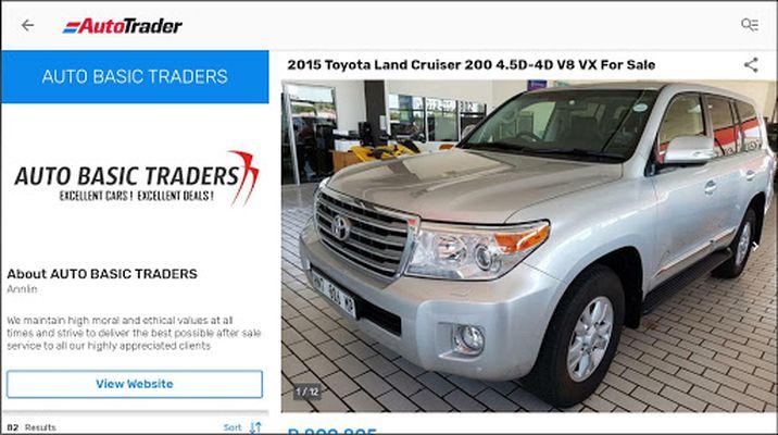 Image 2 of Auto Trader