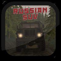 Russian SUV icon