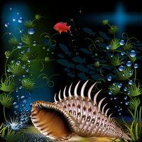 Ícone do Aquarium Live Wallpaper
