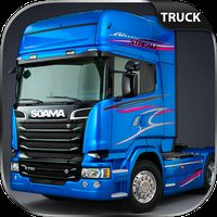 Truck Simulator 2014 Free icon