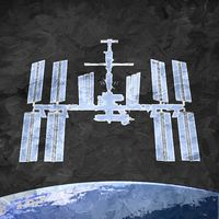 Icône de Earth Cam Streaming (ISS) Free
