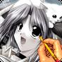 desenhar Anime tutoriais manga