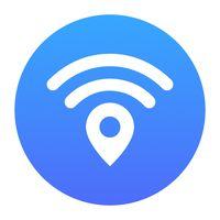Ikon WiFi Map — Kata Sandi Bebas
