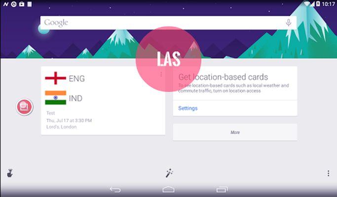 Image from LAS: Last App Switcher