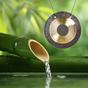 Agua y Gong sonidos relajantes