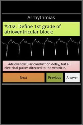 Image from Cardiology exam questions