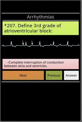 Image 2 of Cardiology exam questions