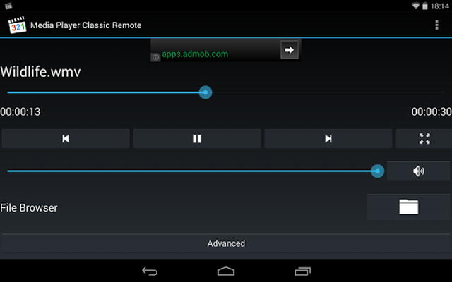 Image 17 of Media Player Classic Remote