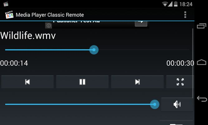 Image 11 of Media Player Classic Remote