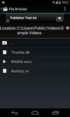 Image 9 of Media Player Classic Remote