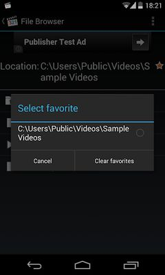 Image 8 of Media Player Classic Remote