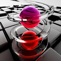 3D Backgrounds & Wallpapers apk icon