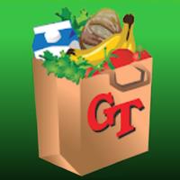 Grocery Tracker Shopping List Simgesi