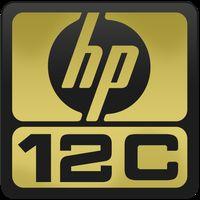 Ícone do HP 12c Financial Calculator