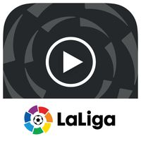 ไอคอนของ La Liga TV – Official Football