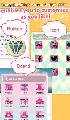 App Launcher ★ CocoPPa Pot Screenshot Apk 0