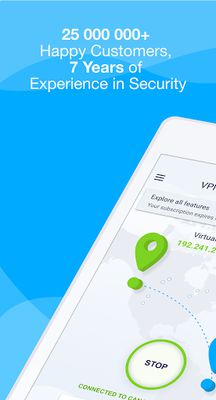 Figure 2 of VPN Unlimited – Best VPN Proxy