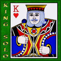 King Solo - расписной Кинг