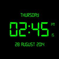 Ikon LED Digital Clock LiveWP