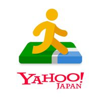 Yahoo!地図 無料マップ、徒歩・電車乗換、車の行き方ナビ アイコン