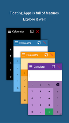 Image 9 of Floating Apps FREE - multitask