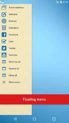 Image 7 of Floating Apps FREE - multitask