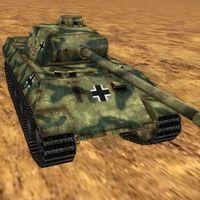 Tank Driving Simulator 3D Simgesi