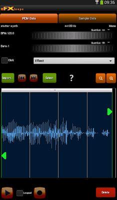Image 3 of uFXloops Music Studio