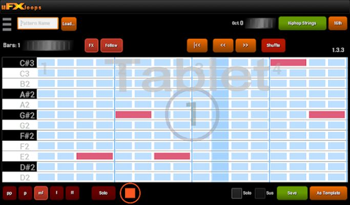 Image 2 of uFXloops Music Studio