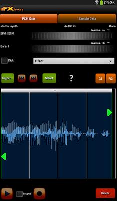 Image 18 of uFXloops Music Studio
