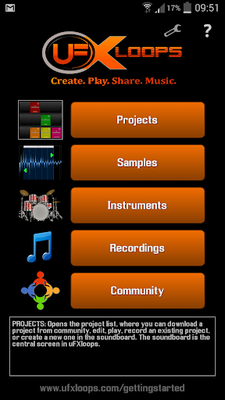 Image 14 of uFXloops Music Studio