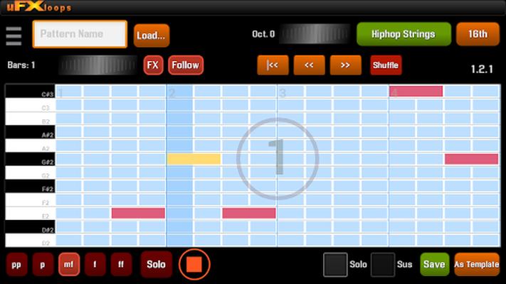 Image 9 of uFXloops Music Studio